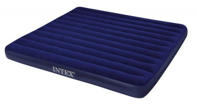 Intex Classic Downy - Tweepersoons luchtbed (ruim)