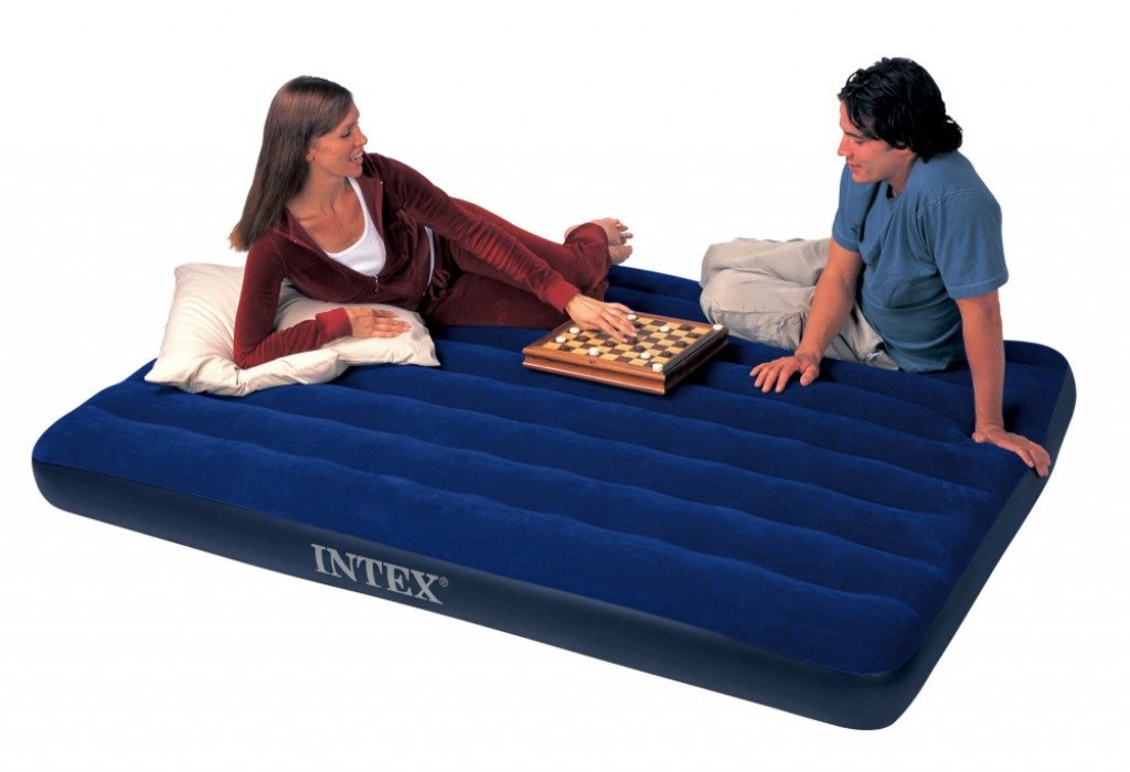 Intex Classic Downy Queen Size