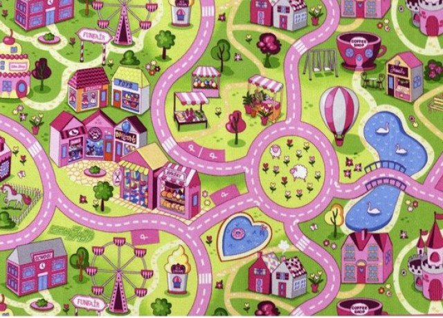 Sweet Town 2 speelkleed