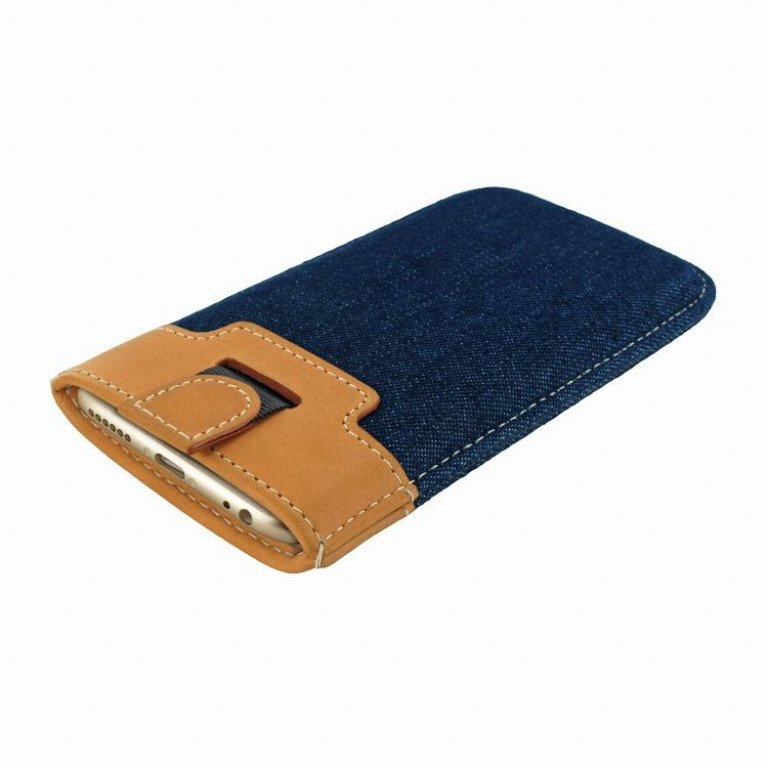 Piel Frama iPhone 6/6S Plus Pull Style Jeans