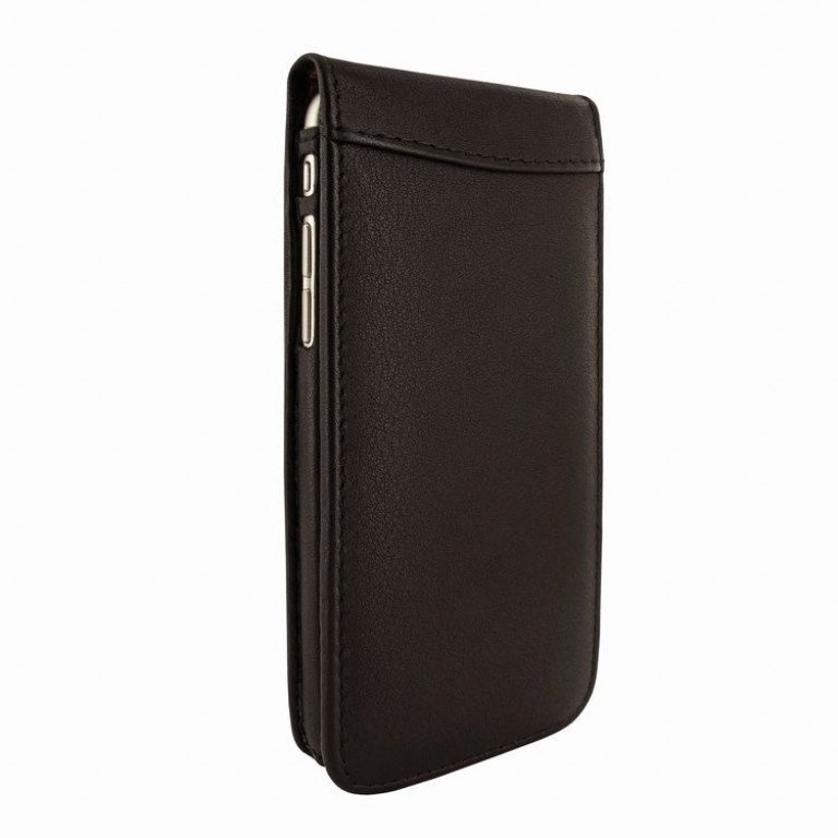 Piel Frama iPhone 6/6S Classic Magnetic Brown