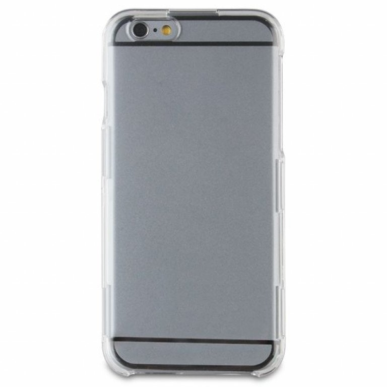 Muvit iPhone 6/6S Crystal Case Rugged Transparant