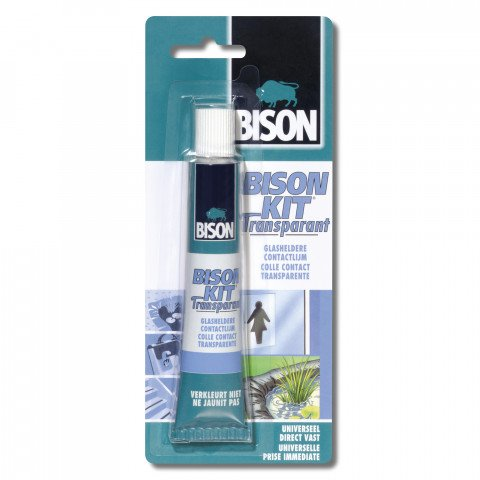 Bison contactlijm transparant 50ml - 6305948