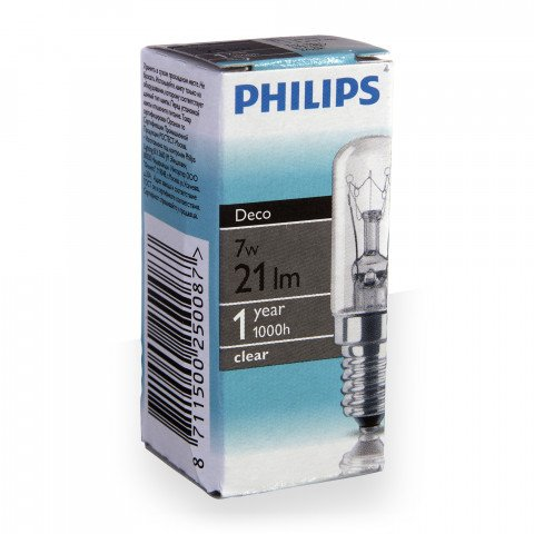 Philips buislamp E14 7W helder - T17CL7WE14