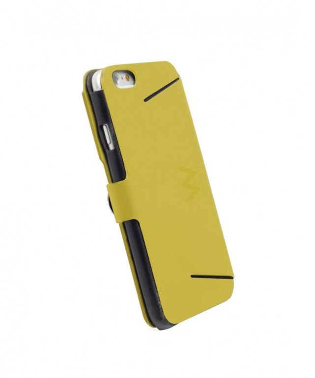 Walk on Water iPhone 6/6S Plus Drop off Case Yellow