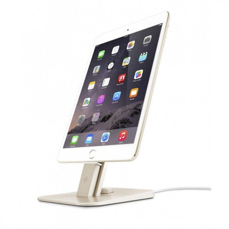 Twelve South HiRise Deluxe iPhone & iPad Gold