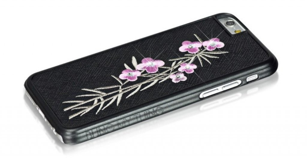 Bling My Thing - Petite Couturiere Flora Elegance iPhone 6/6S Swarovski