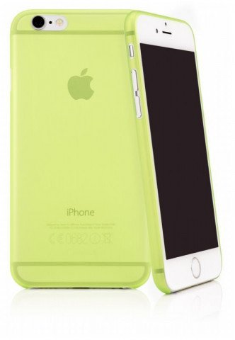 CASEual iPhone 6/6S Slim Green