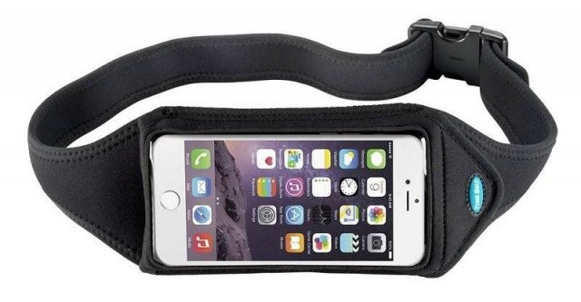 Tune Belt iPhone Heupband IP6 voor iPhone Xs Max / iPhone 8 Plus/ Galaxy S9+