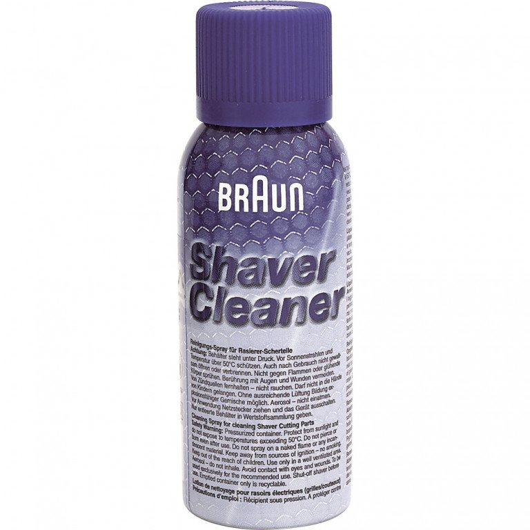 shaver cleaner 100ml