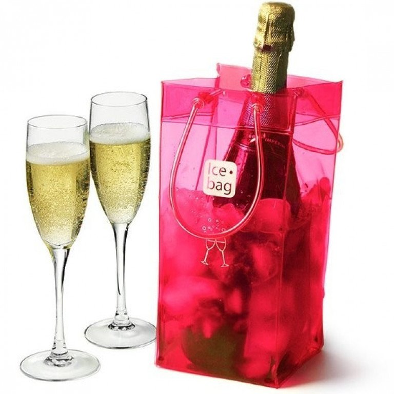 Ice Bag Design Collection - Roze