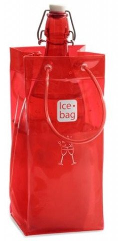 Ice Bag Design Collection - Rood (Cherry)