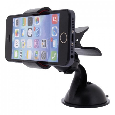 Mobilize Smartphone houder auto raam + dashboard - MOB-UCH-001