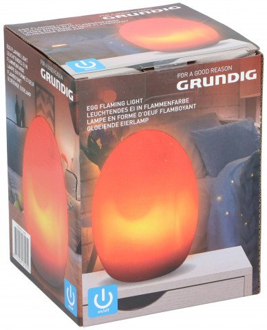 Egg Flaming Light - Grundig