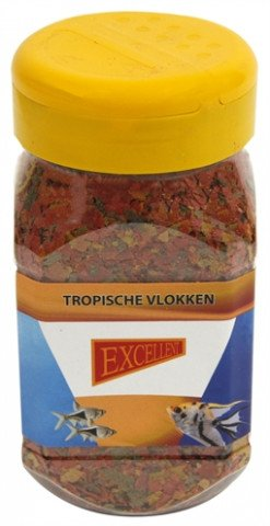 Excellent Tropische Vlokken 330 Ml 65 Gr