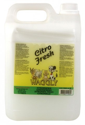 Waggly Citro Fresh 5 Ltr