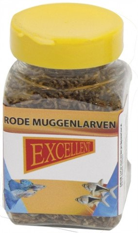 Excellent Rode Muggenlarven 100 Ml