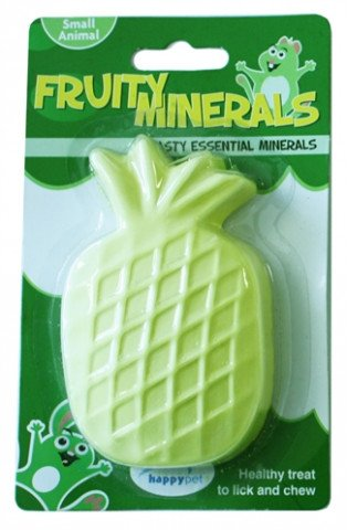 Happy Pet Fruity Mineral Ananas 210 Ml 11X6.5X2.5 Cm