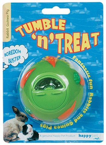 Happy Pet Tumble N Treat Beloningsbal 6X6X6 Cm