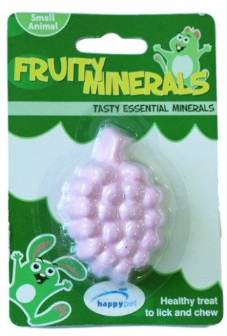 Happy Pet Fruity Mineral Grapefruit 6.5X4.5X2.5 Cm