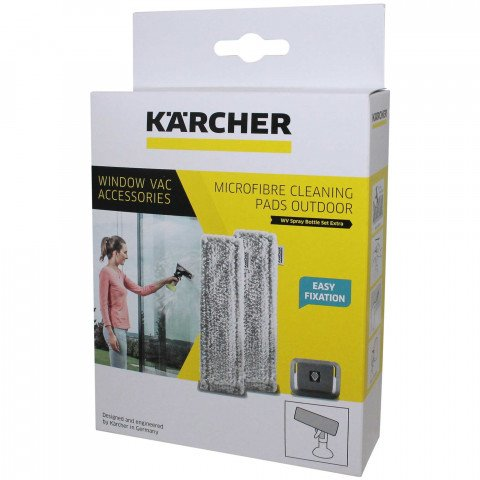Karcher vervangdoek Karcher Window Vac ramenreiniger buiten - 2.633-131.0