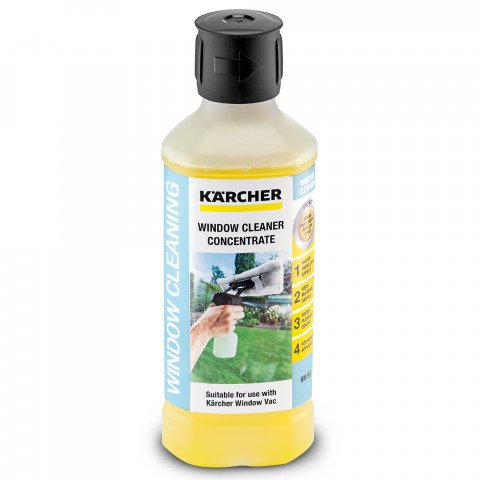 Karcher glasreiniger voor Window Vac 500ml - 6.295-840.0