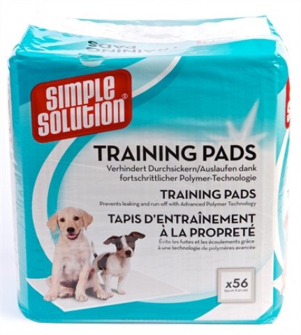 Simple Solution Puppy Training Pads 56 St 54X57 Cm